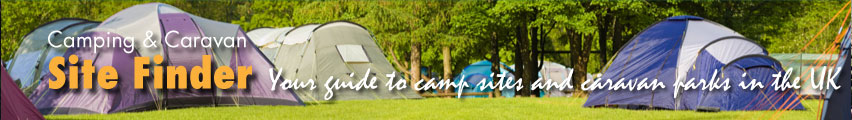 Caravan and Camp Site Finder